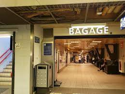 consigne bagage